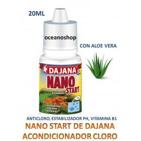 Anticloro 20ml nanostart de dajana con aloe vera