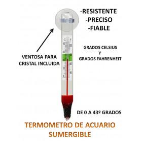 Termometro de acuario 10,5cm