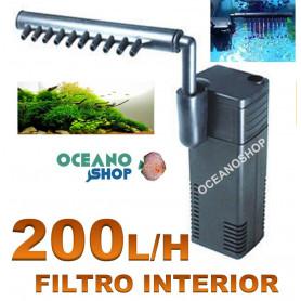 filtro interno 200 l/h
