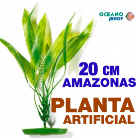 Plantas Plasticas Medianas 20cm MARINA - Amazonas