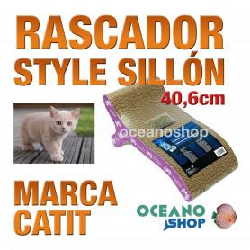 CATIT STYLE RASCADOR SILLON 40,6 cm