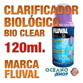 Clarificador Fluval Bio Clear120ml