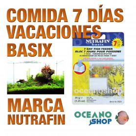 Comida para Vacaciones 7 Días NUTRAFIN Basix