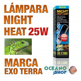 lámpara-reptiles-night-heat-25w-exo-terra