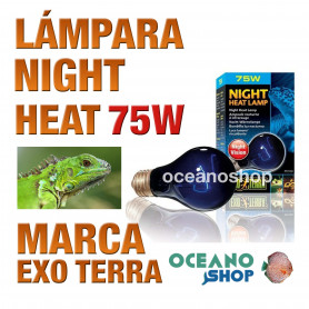 lámpara-reptiles-night-heat-75w-exo-terra