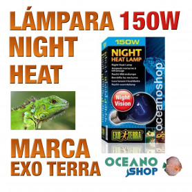 lámpara-reptiles-night-heat-150w-exo-terra