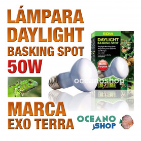 lámpara-reptiles-daylight-basking-spot-50w-exo-terra