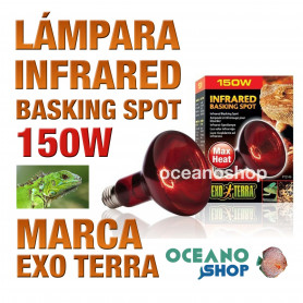 lámpara-reptiles-infrared-basking-spot-150w-exo-terra