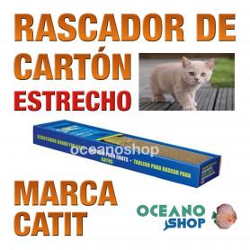 rascador-de-cartón-estrecho-gatos-catit