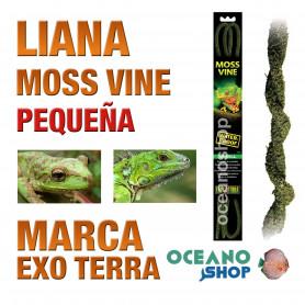 liana-flexible-impremeable-musgo-para-anfibios-arbícolas-pequeña-exo-terra