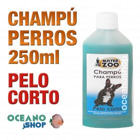 Champú perro pelo corto aloe vera piel sensible 250ml
