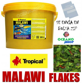 malawi flakes tropical lago lake cichids ciclidos escamas comida