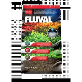 Sustrato para plantas y gambas fluval