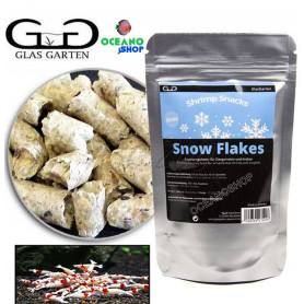 SHRIMP SNACK SNOW FLAKES 30g GLAS GARTEN