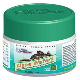 Ocean Nutrition Algae Wafers 75 gr