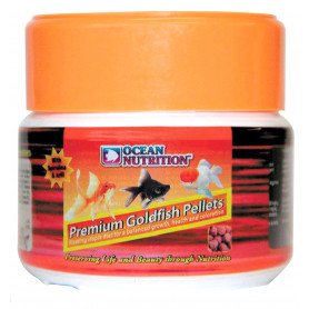 Ocean Nutrition Premium Goldfish Pellets 70 gr