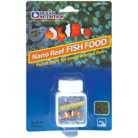 Ocean Nutrition Nano Reef Fish Food 15 gr.