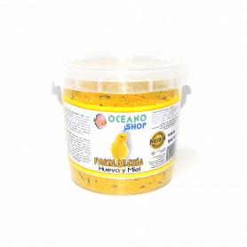 Pasta de cría Huevo y Miel Oceanoshop