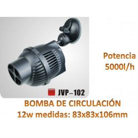 BOMBA RECIRCULACION de 5000L/h 12w Vibracion para Acuario, Simulador de Olas
