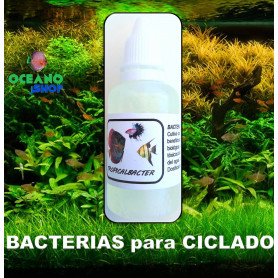 tropicalbacter bacterias 30ml acuario dulce tropical ciclado ciclar