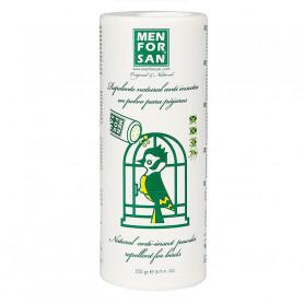 Menforsan Repelente Natural Anti-insectos en Polvo Pájaros 250 gr