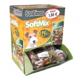 SoftMix Golosina Pollo x1 Paquete