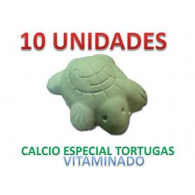 Bloque vitaminado con calcio para tortugas y gambarios 10UD.
