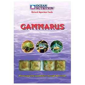 Gammarus ocean nutrition