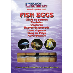 Fish eggs ocean nutrition