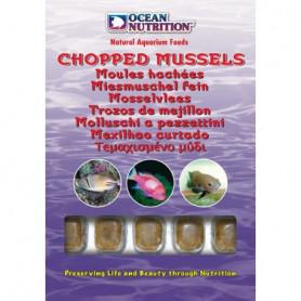Mejillones cortados ocean nutrition