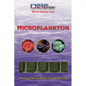 Microplankton ocean nutrition