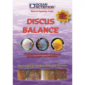 Papilla discus balance ocean nutrition