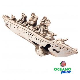 Barco de guerra hundido N-22039