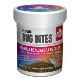 Fluval Bug Bites Granulos Formula Realzador Color 45g A6589