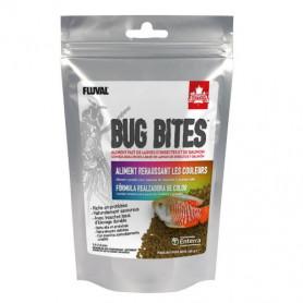 Fluval Bug Bites Granulos Formula Realzador Color 125g