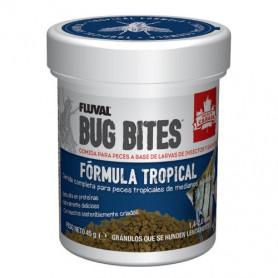 Fluval Bug Bites Granulos Formula tropical 45g
