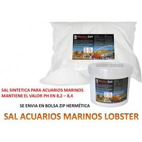 Sal marina sintética lobster 1,9kg