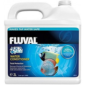 Acondicionador de Agua Aquaplus Fluval - 2l
