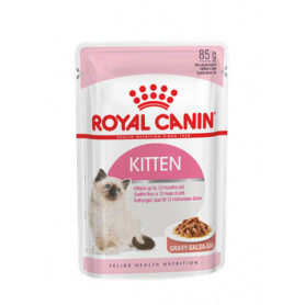 Royal Canin Kitten Instinctive en salsa 85gr