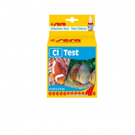 Sera Test Cloro (Cl) 15 ml