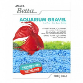 Grava para Betta Color Azul 500g MARINA