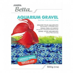 Grava para Betta color azul Tritono MARINA 500gr