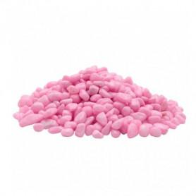 Grava Color Rosa 450g MARINA especial pequeños acuarios