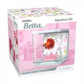 Kit Betta 2 litros MARINA Floral