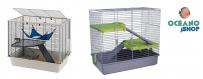 Jaulas para roedores