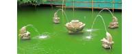 Bombas para estanques